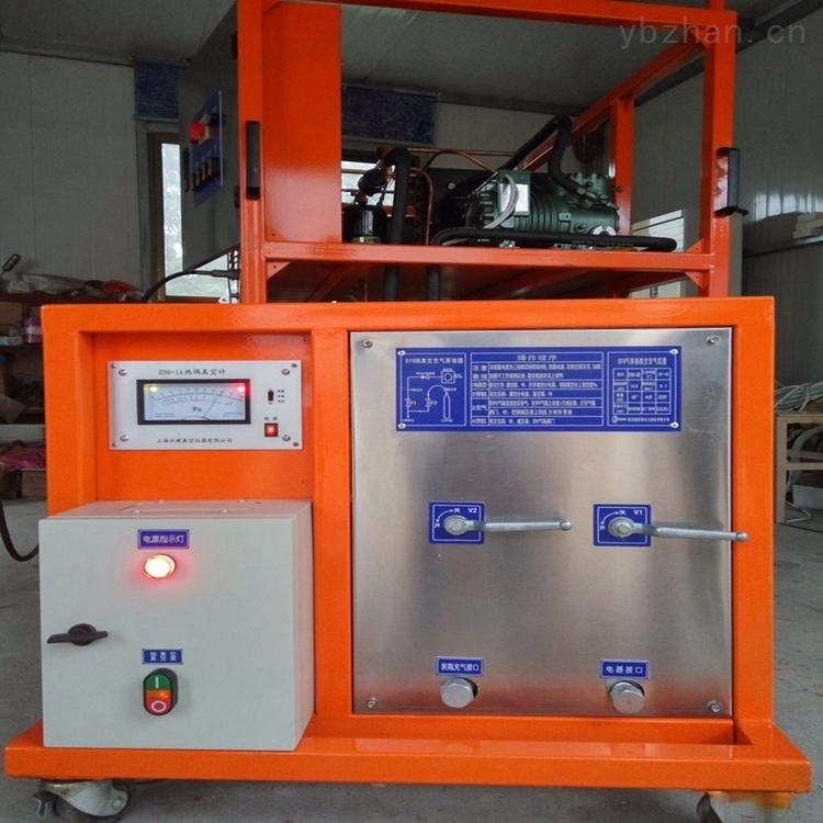 SF6气体抽真空充气装置抽气速率45L/s