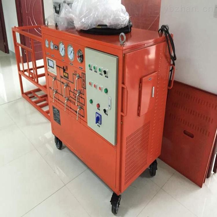 变压器SF6气体抽真空充气装置