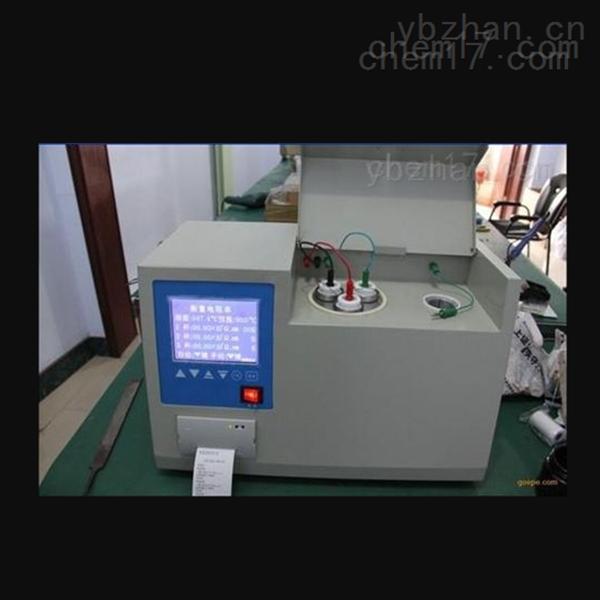 沈阳市油介损及体积电阻率分析仪
