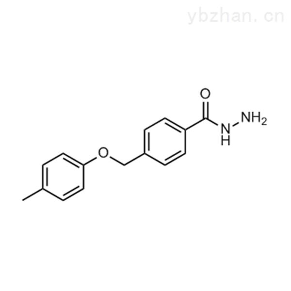4-[(4-Methylphenoxy)methyl]benzohydrazide