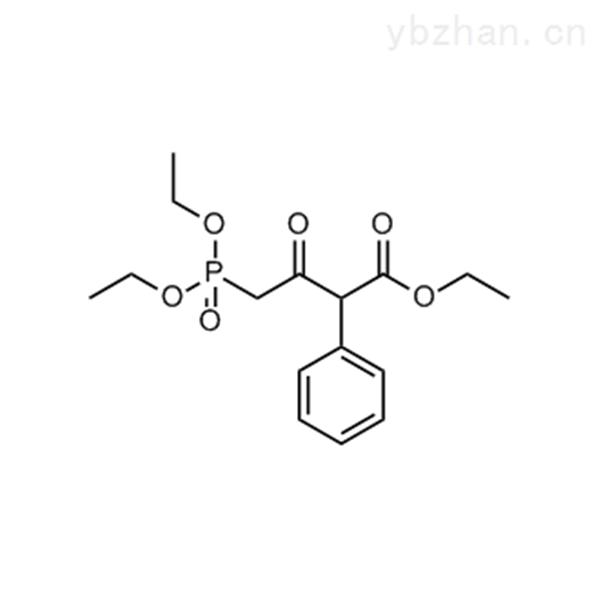 Ethyl 4-(diethoxyphosphoryl)-3-oxo-2-phenylbutanoate