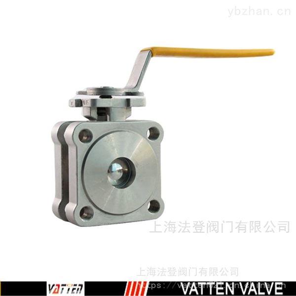 电动开关型对夹球阀 电动球阀适用工况