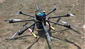 QT-2050无人机多光谱遥感测量系统
