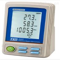 TES-5327無線通訊 溫度/濕度/温度计