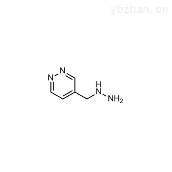 4-(Hydrazinylmethyl)pyridazine