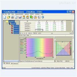 Easymatch QCHunterLab EasyMatch QC颜色检测管理软件