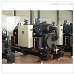 水冷-风冷式工业冷水机