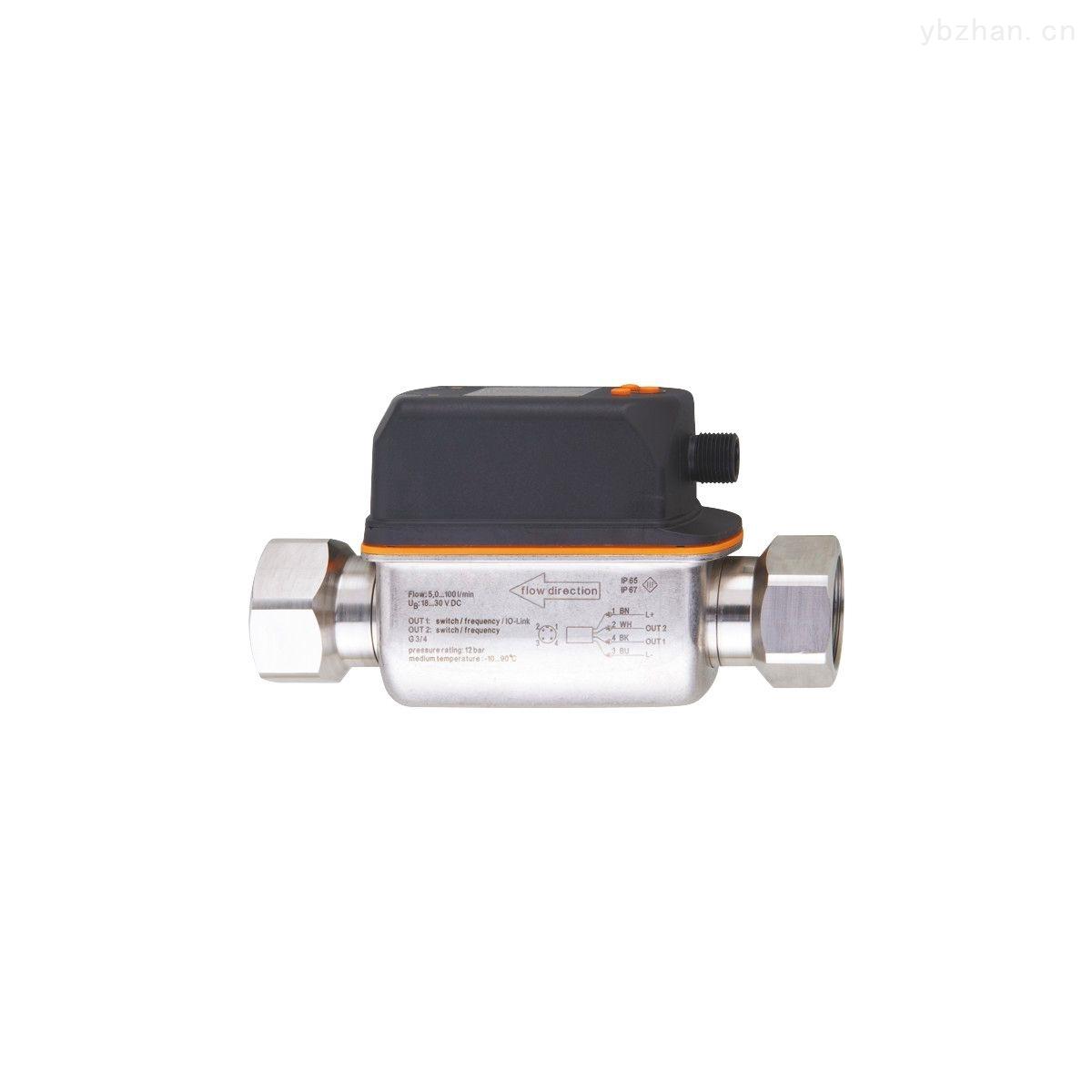 Vortex流量计SV7500,IFM涡街流量传感器