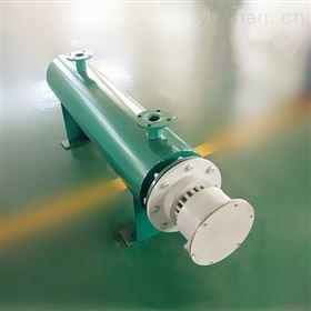 管状电加热器直热式装置