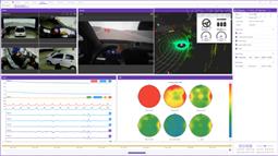 ErgoSIM人機共駕智能駕駛模擬器系統