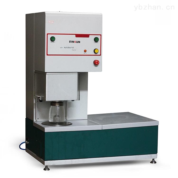 液压式胀破强力检测仪