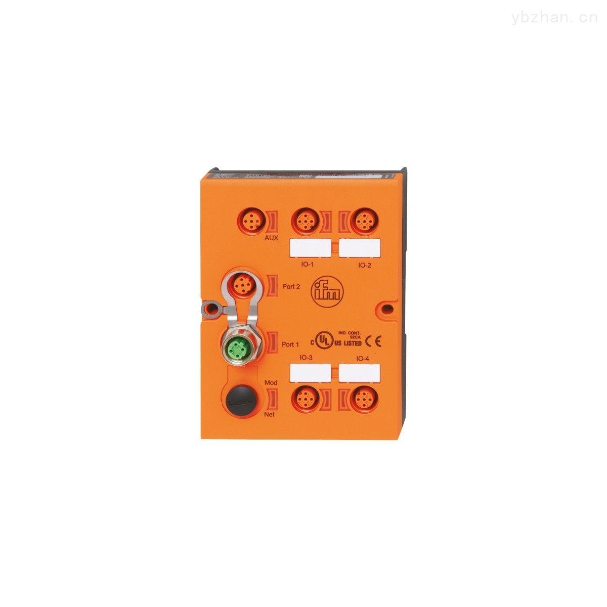 RFID估算单元LF/HF IFM工业传感器DTE104