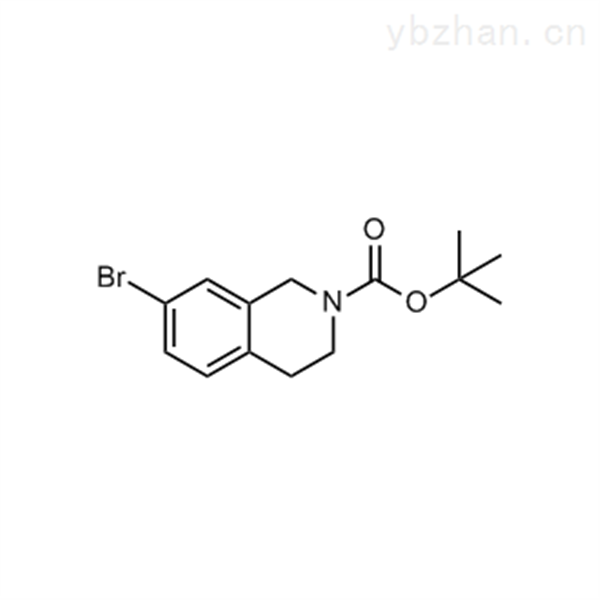tert-Butyl 7-bromo-3,4-dihydroisoquinoline-2(1H)-carboxylate