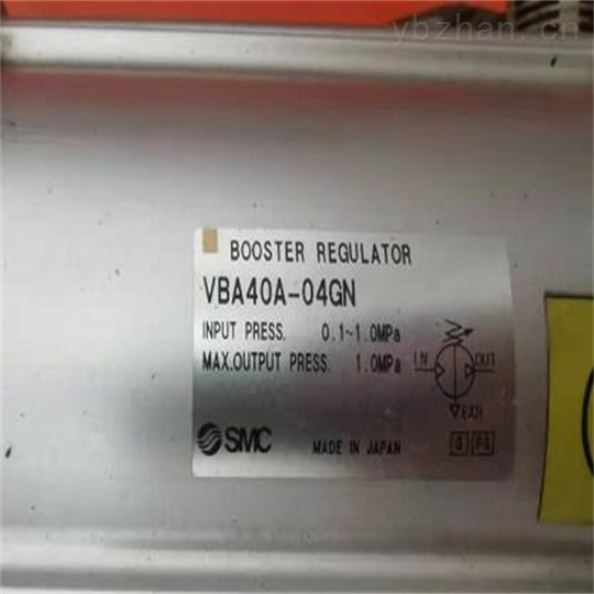 VBA40A-04GN日本SMC手动操作增压阀技术资料