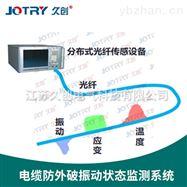 电缆防外破振动状态监测系统