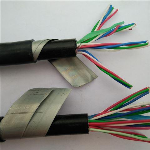 HYY23铠装市话电缆规格大全 HYY23对数表