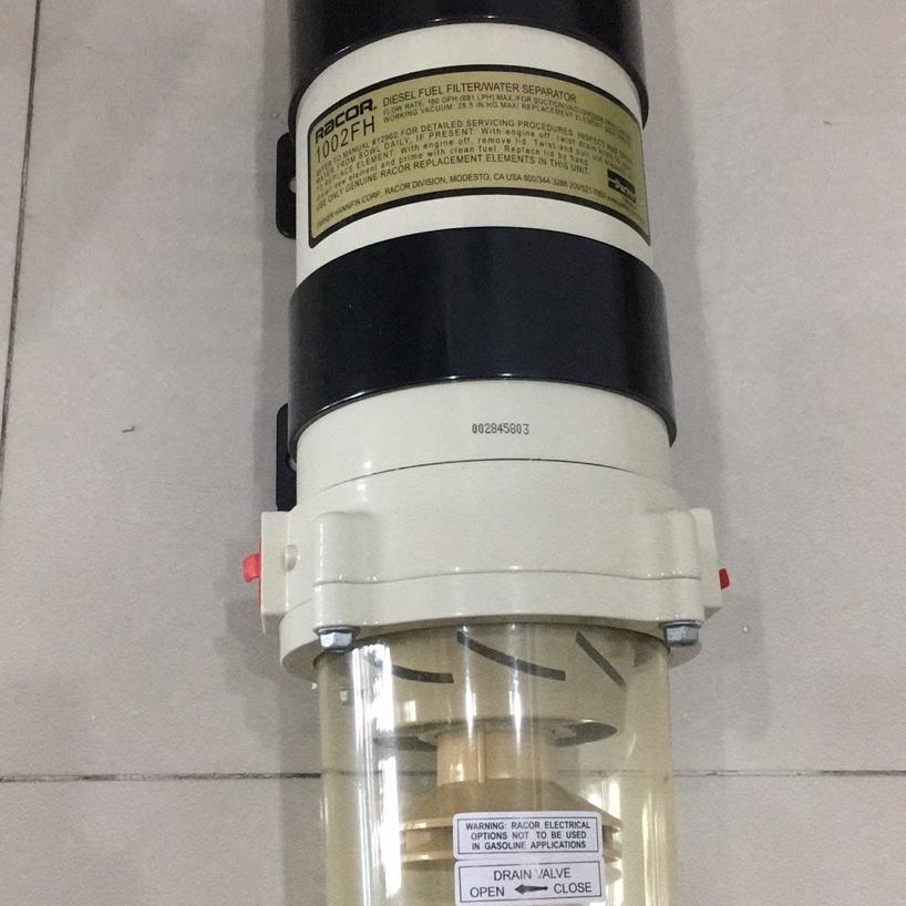 美国PARKER燃油过滤器水分离器1002FH10