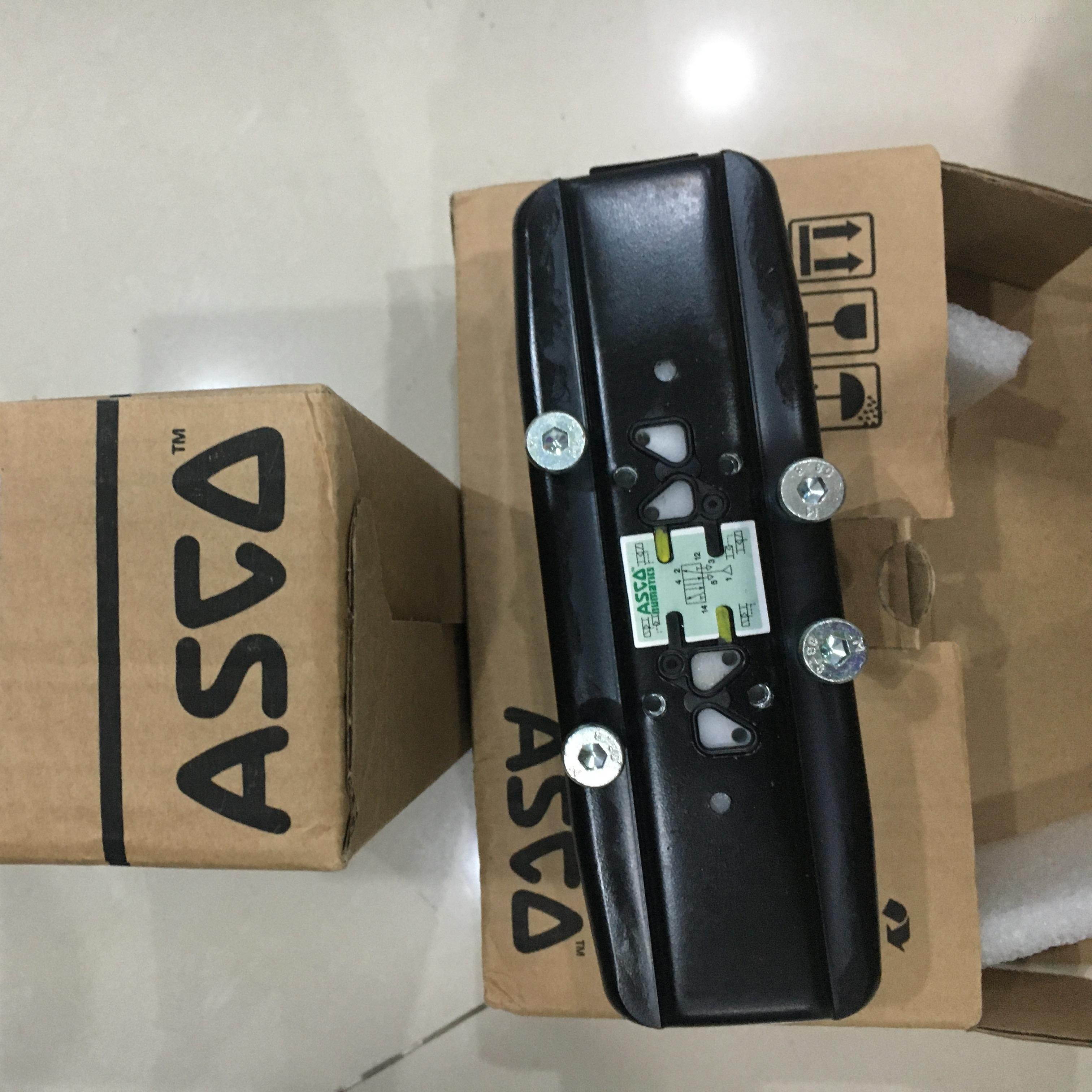 541系列气动滑阀54391010-ASCO-JOUCOMATIC