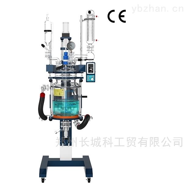 GRL-20CE玻璃反应釜厂家