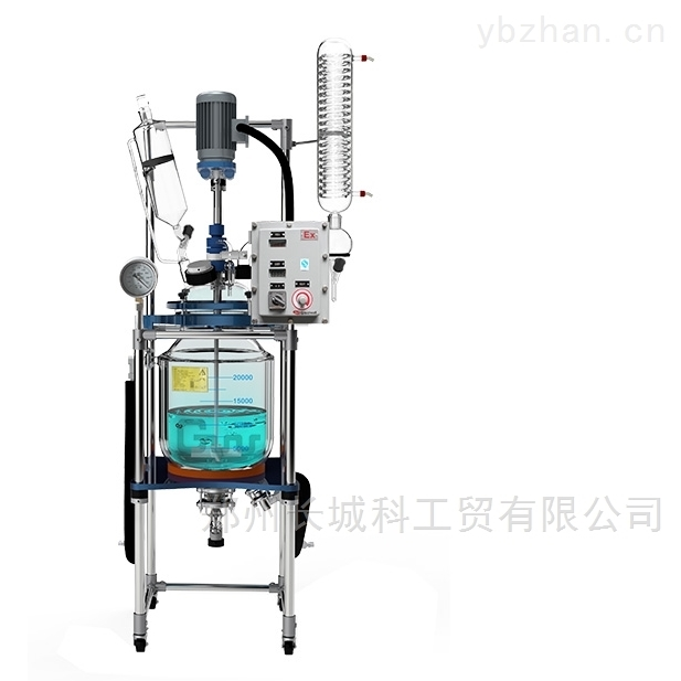 GR-20EX玻璃反应釜价格