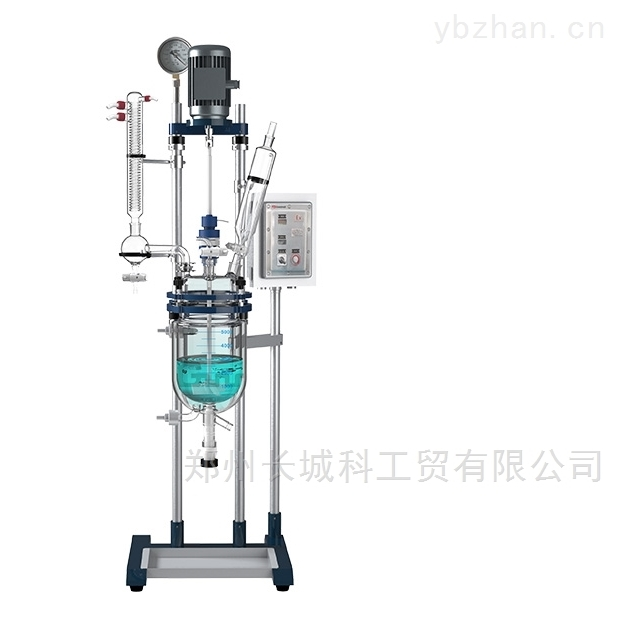 GR-5Ex(落地式)玻璃反应釜价格