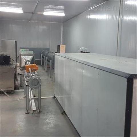 中高效过滤器过滤效率试验台实验室(钠盐法)