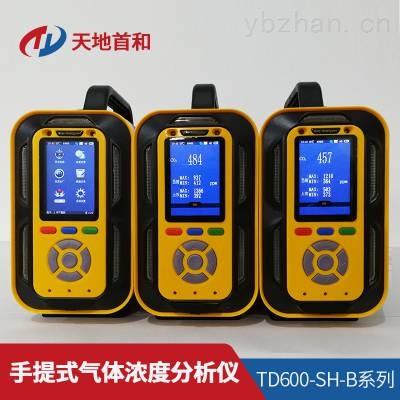 TD600-SH-B-C2H2手提式乙炔分析仪抗静电,抗电磁干扰