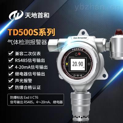 三线制输出在线式溴甲烷气体泄漏残留检测报警仪探头TD500S-CH3Br
