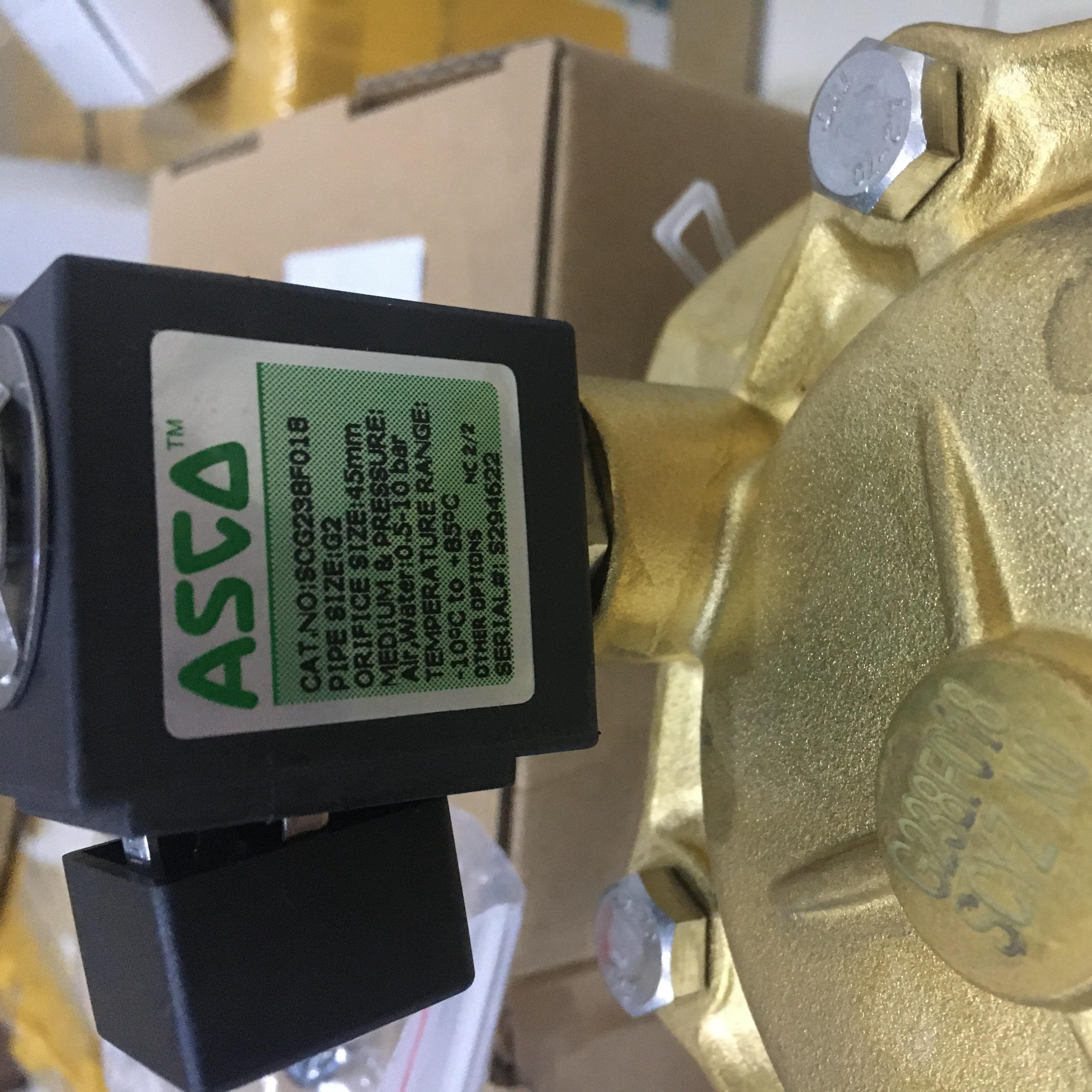 SCG238F018 24DC美ASCO过程控制电磁阀产品