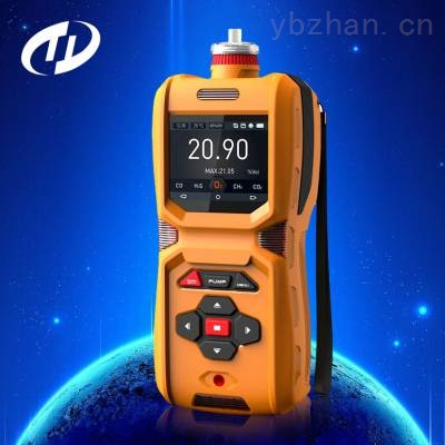 TD600-SH-MDK防爆型便携式丙酮检测报警仪_四合一气体测定仪