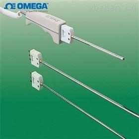 PRX-NP-100-E-12美国Omega 100欧姆A级DIN铂热电阻RTD探头