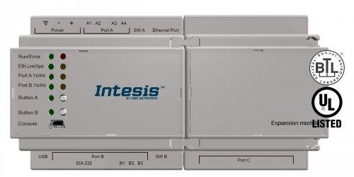 HMS 推出全新Intesis™協議網關