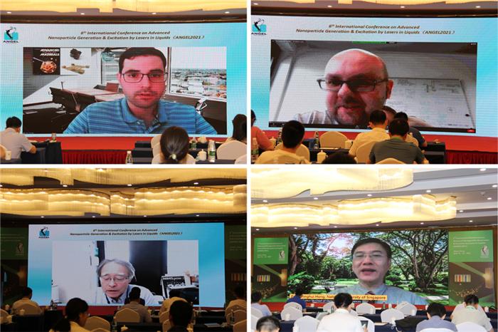 第六屆國際先進納米粒子液相介質激光制備學術會議舉辦