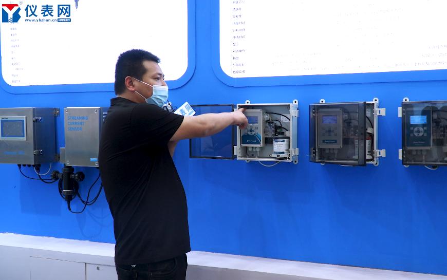 杰普儀器盛裝亮相2021中國環博會