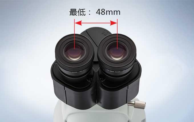 奥林巴斯CX23生物显微镜目镜调节