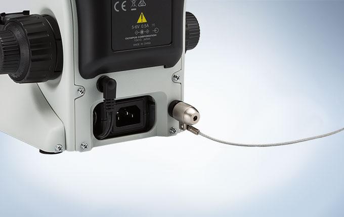 奥林巴斯CX23生物显微镜安全锁