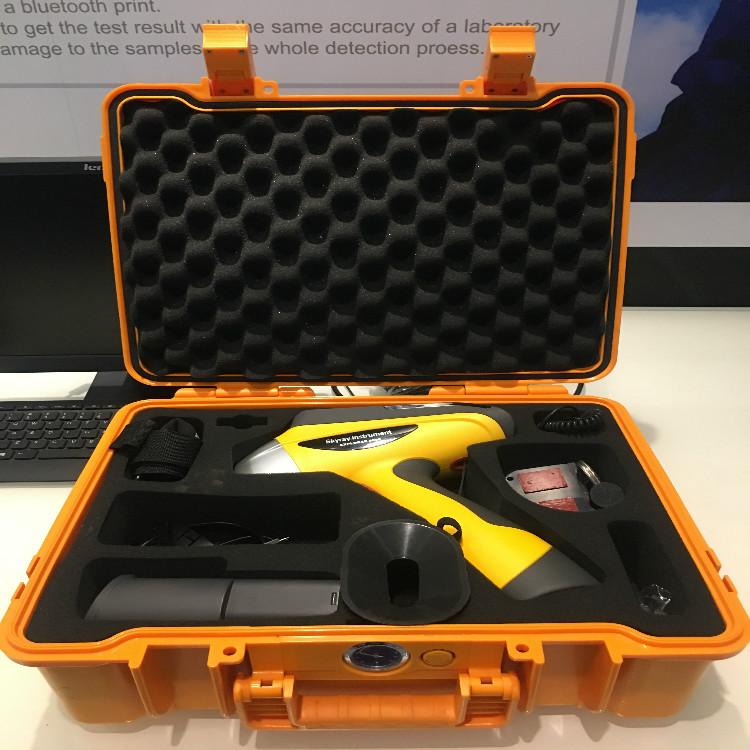 国内便携式土壤重金属分析仪
