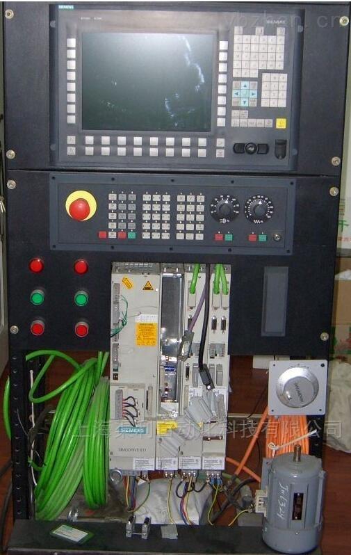 西门子808D主轴电机维修全套测试平台
