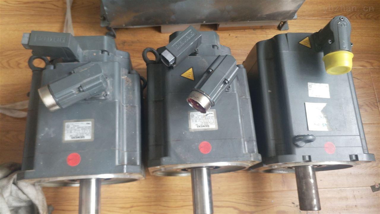 西门子802D主轴电机维修当天修好