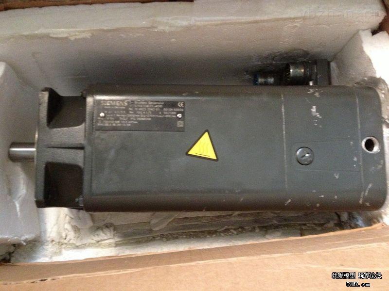 西门子808D主轴电机维修声音响