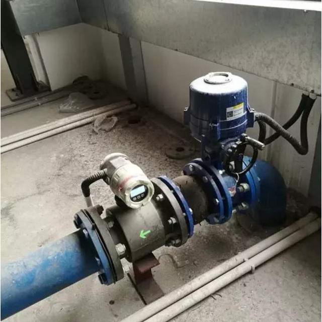 涿州工业污水流量计%2c工业污水电磁流量计厂家