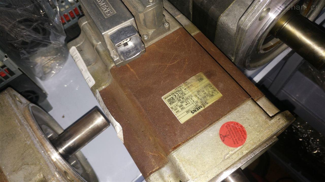 阜阳西门子840D系统龙门铣伺服电机更换轴承-当天检测提供维修