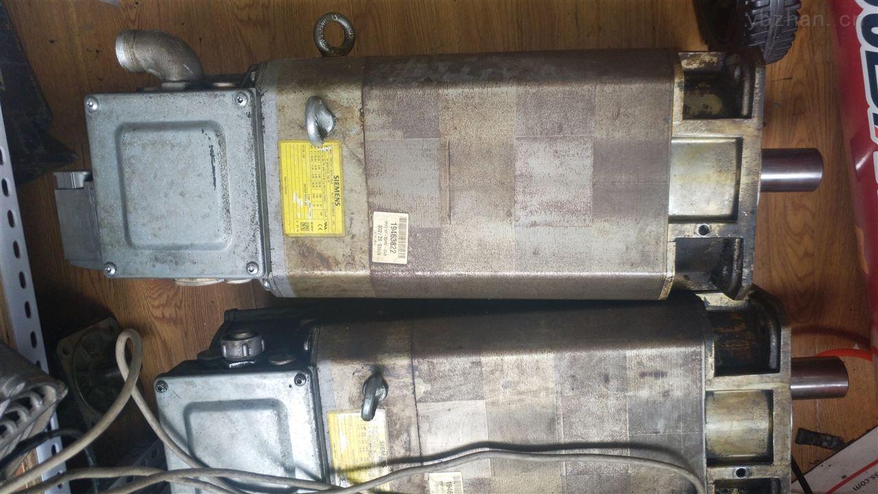 南通西门子810D系统切割机主轴电机更换轴承-当天检测提供维修