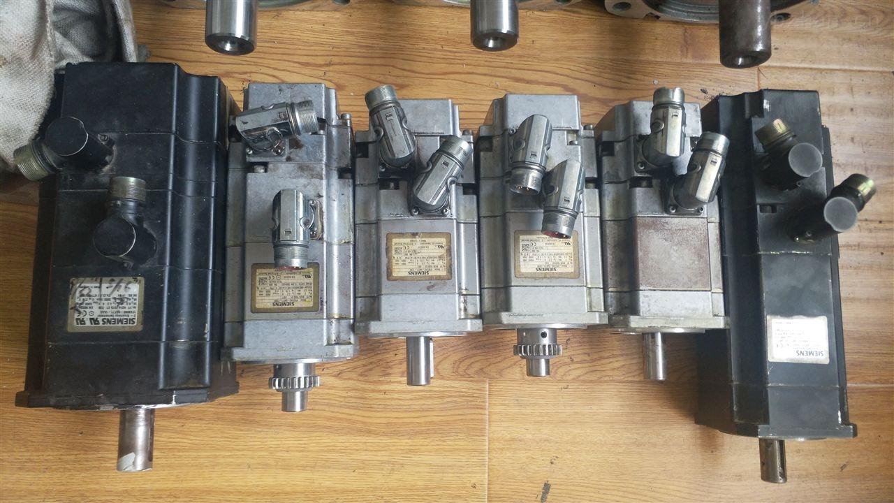 常州西门子840D系统龙门铣伺服电机维修公司-当天检测提供维修