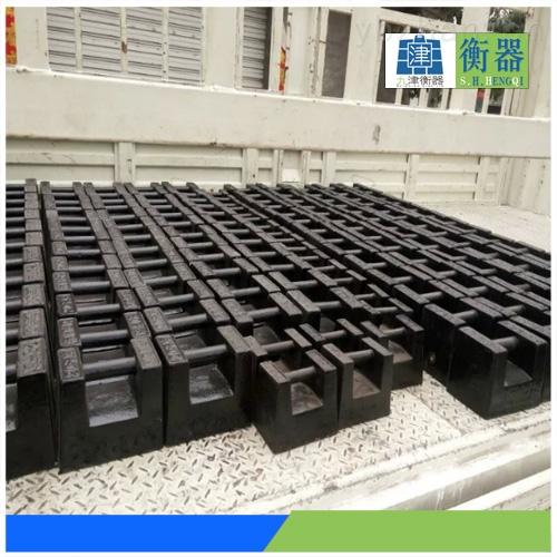 镇江25公斤铸铁砝码现货