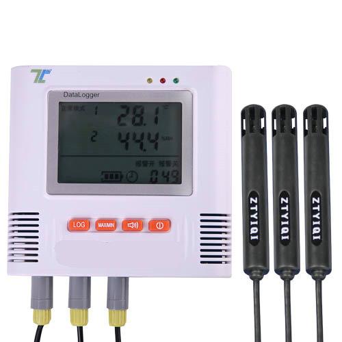 KD500-E3TH温湿度记录仪