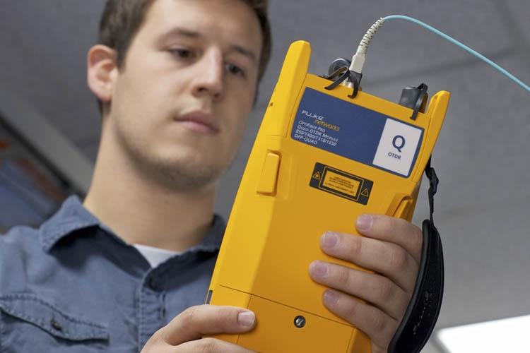 FLUKE OTDR系列光纤测试仪