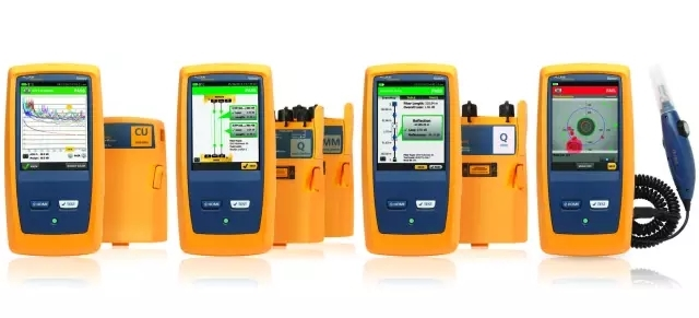 DSX2-8000、5000 CH适应新测试新标准的多功能网络测试仪器