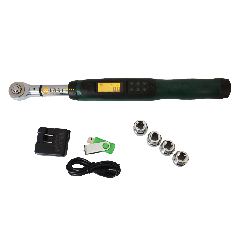 预紧和检测螺栓扭矩工具(智能扭矩扳手)