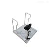 带座垫的电子轮椅秤,做透析医疗轮椅秤
